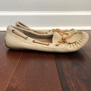 LUCKY BRAND Abelle 2 Moccasin Loafer Slip on Flat